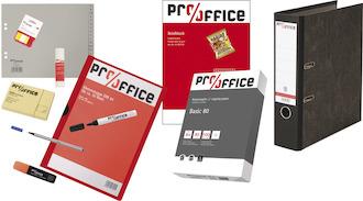 Pro/office Starterset + Gummibärchen