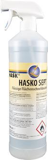 Hasko Sept Flächendesinfektion, 1l, 119051404, Sprühflasche, 30 Sek. Einwirkzei